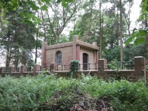 a picture of Hentzen Mausoleum